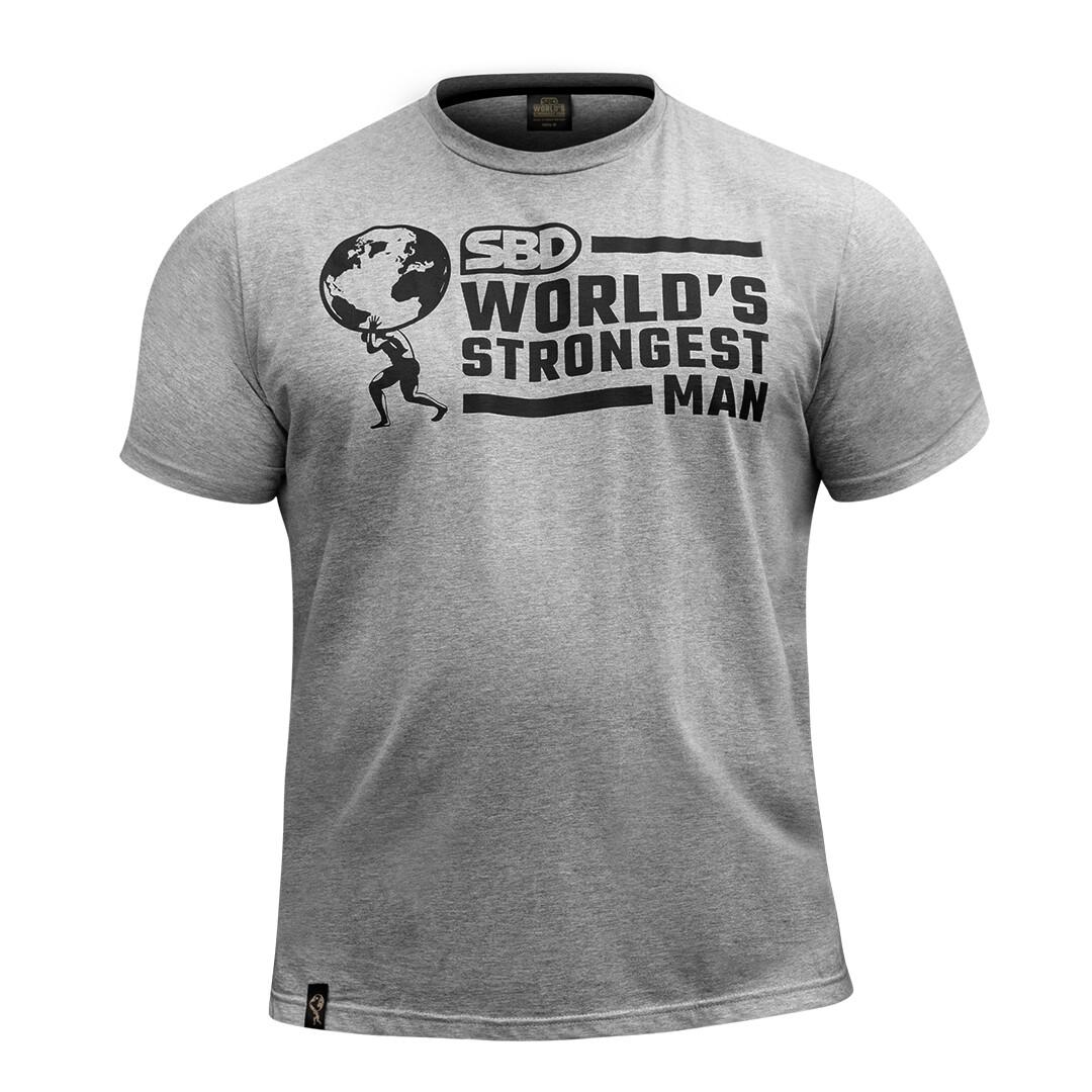 Футболка SBD World's Strongest Man