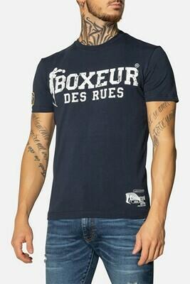 Спортивная мужская футболка BOXEUR STREET 2 NAVY