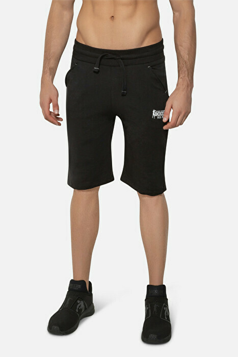 Мужские шорты Boxeur STRAIGHT PANT BLACK