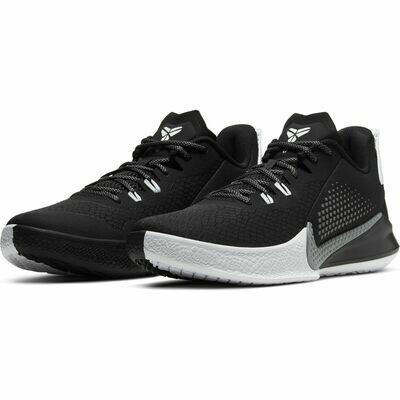 Кроссовки баскетбольные Mamba Fury Black/Smoke Grey NIKE