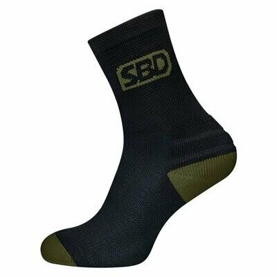 SBD Sport Sock Endure Black (лимитированная серия)