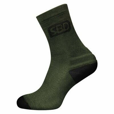 SBD Sport Sock Endure Green (лимитированная серия)