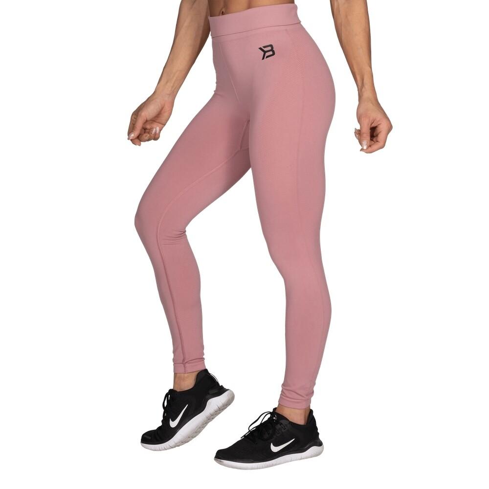 Леггинсы Better Bodies Rockaway tights Heather pink Better Bodies