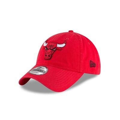 Кепка CHICAGO BULLS CORE CLASSIC 9TWENTY ADJUSTABLE Red New Era