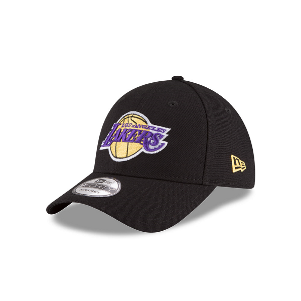 Кепка LOS ANGELES LAKERS THE LEAGUE 9FORTY ADJUSTABLE Black New Era