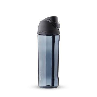 Бутылочка для воды c закрытым горлышком TRITAN, 739мл, OWALA FreeSip Very, Very Dark
