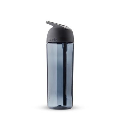 Бутылочка для воды c закрытым носиком TRITAN, 739мл, OWALA Flip Very, Very Dark