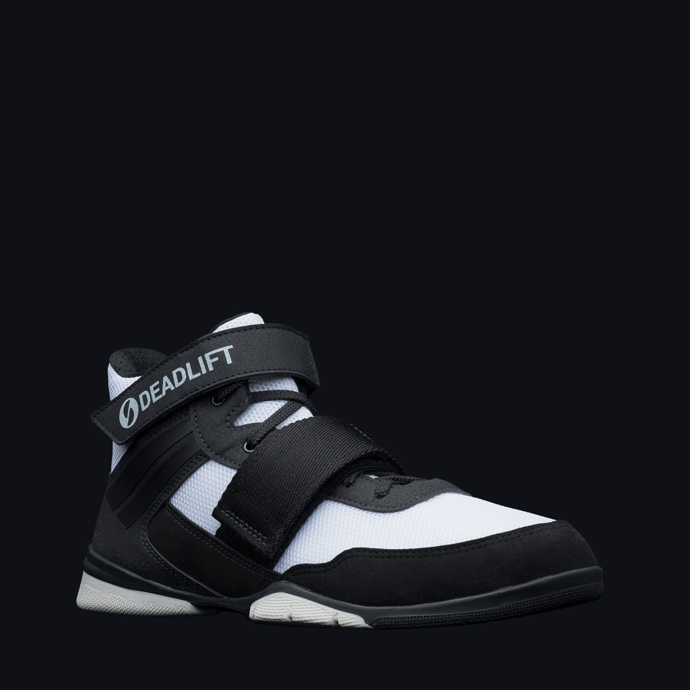 Ботинки для становой тяги Deadlift PRO White SABO