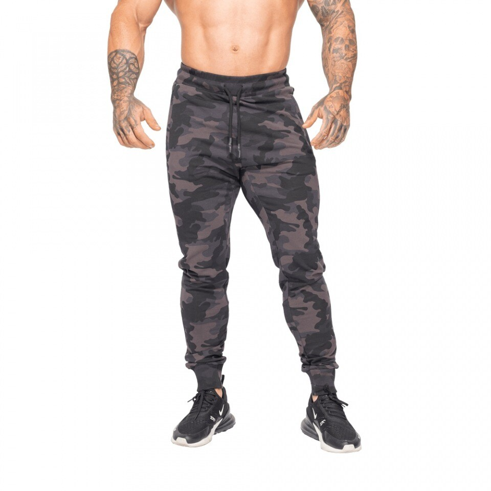 Брюки Tapered Joggers V2 Dark Camo Better Bodies