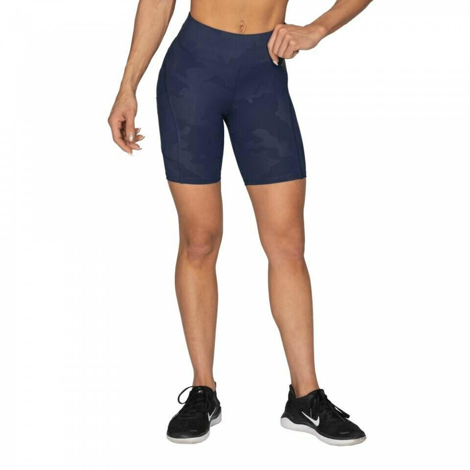 Шорты Chrystie Shorts V2 Dark Navy Camo Better Bodies