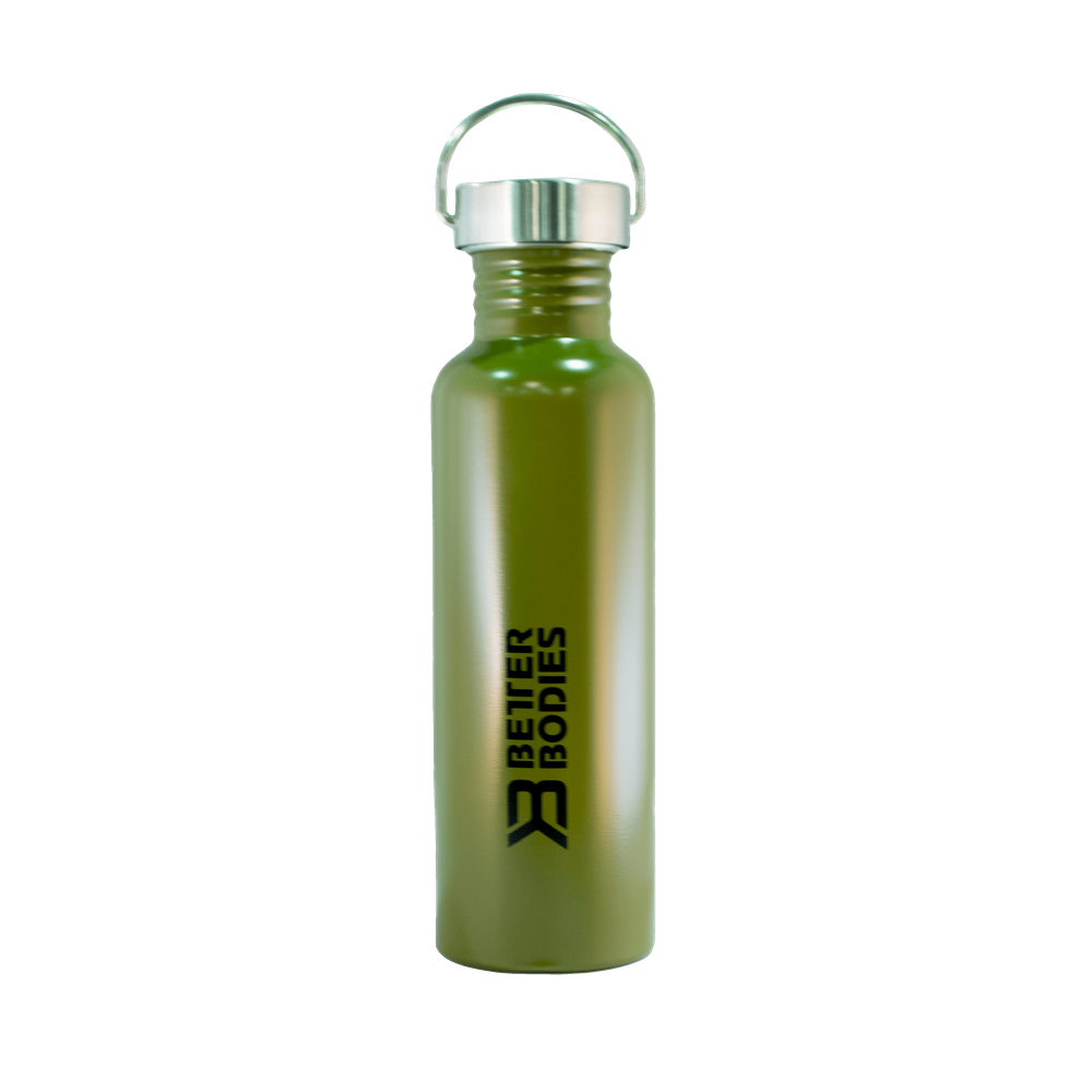 Бутылка Better Bodies Sport Bottle Fulton bottle, Military green