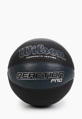 Мяч баскетбольный Reaction Pro Shadow WILSON
