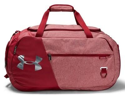 Сумка спортивная  Undeniable Medium Duffle 4.0 Red Under Armour
