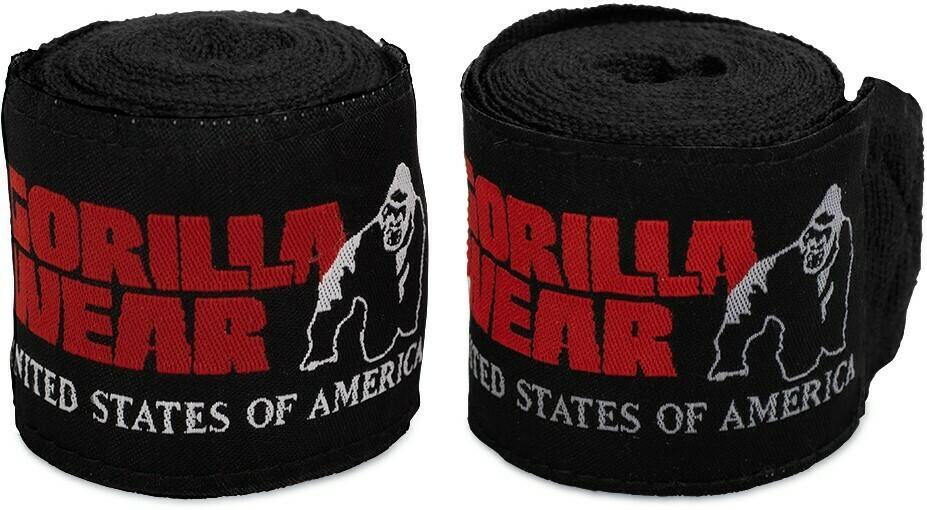 Бинты для бокса GorillaWear 3м