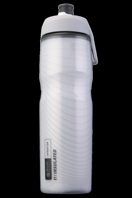 Бутылочка для воды Halex Insulated 710мл FC White BLENDERBOTTLE®