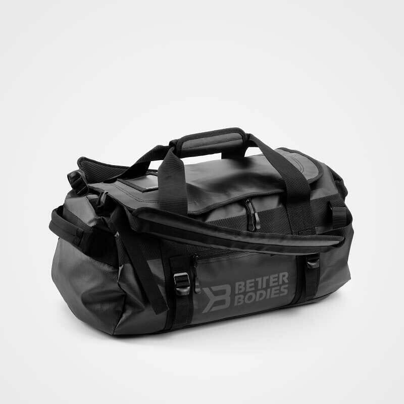 Сумка Duffel Bag Black Better Bodies