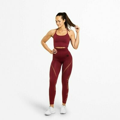 Леггинсы Waverly  tights Sangria Red Better Bodies