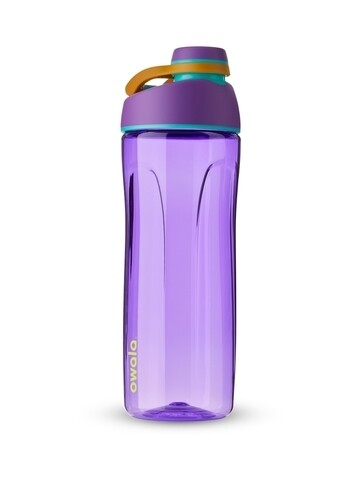 Бутылочка для воды Twist Tritan Hint of Grape OWALA 739 мл