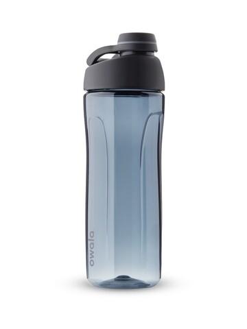 Бутылочка для воды Twist Tritan Very, Very Dark OWALA 739мл