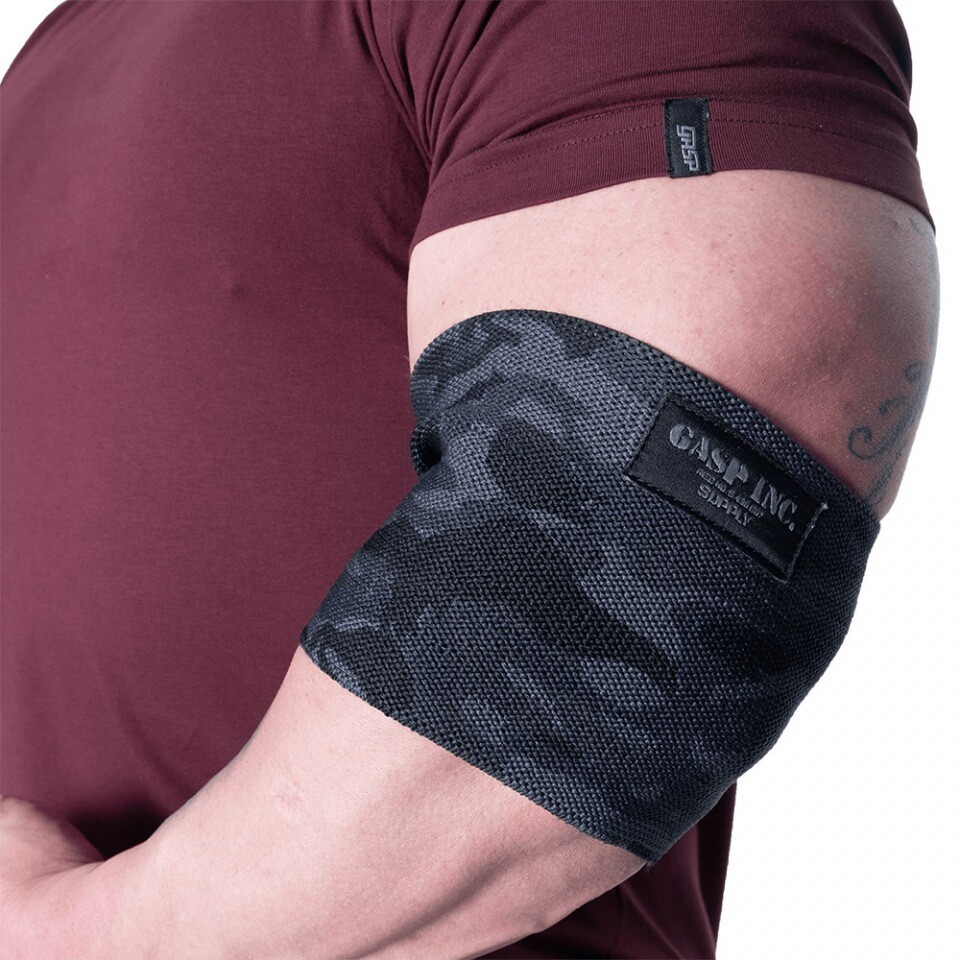 Налокотники Heavy Duty Elbow Sleeve Dark Camo Gasp