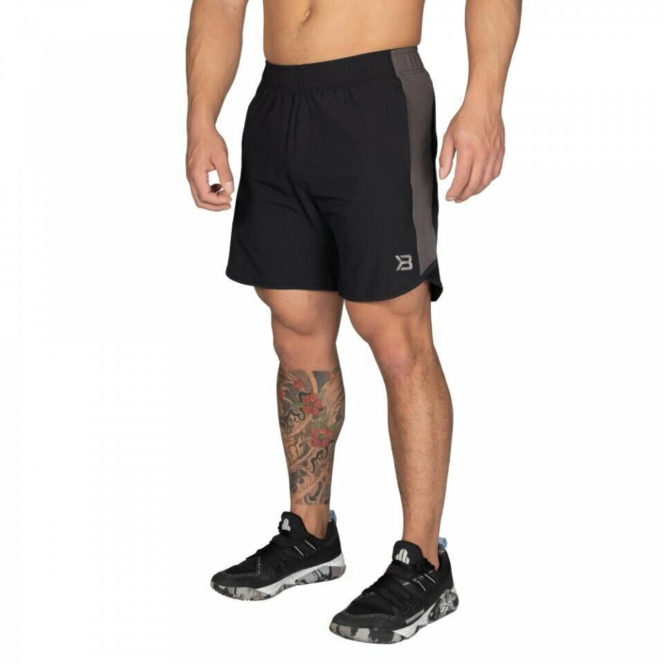 Шорты Brooklyn Shorts V2 Black Better Bodies