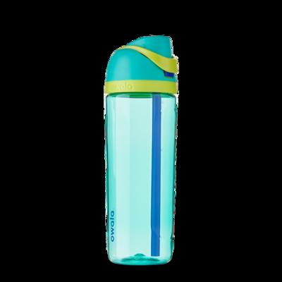 Бутылочка для воды c закрытым горлышком TRITAN, 739мл, OWALA Flip Neon Basil