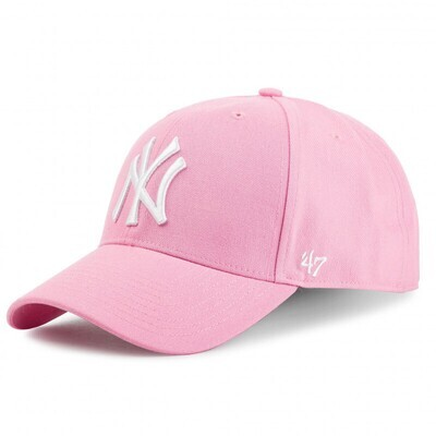 Кепка New York Yankees Pink 47Brand