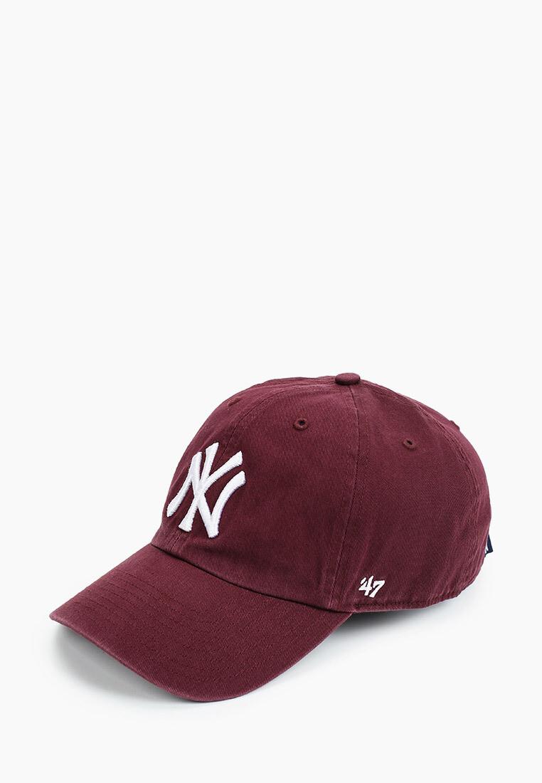 КепкаNew York Yankees Dark Maroon 47Brand