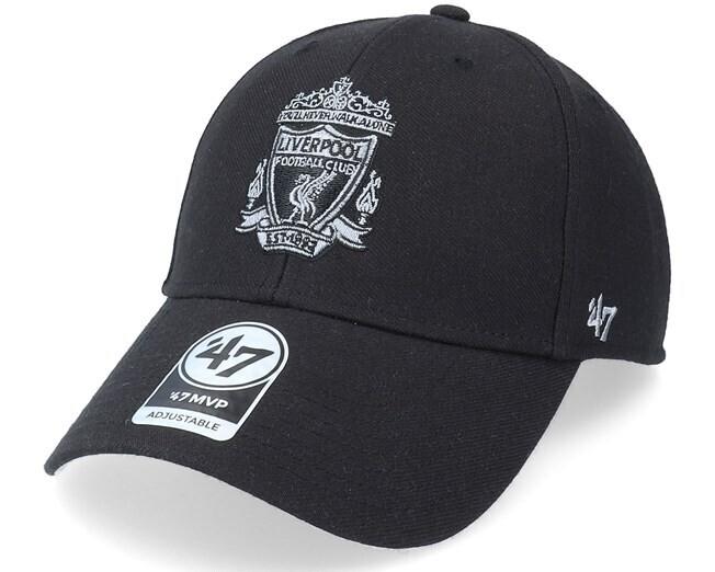Кепка Liverpool FC Black  47Brand
