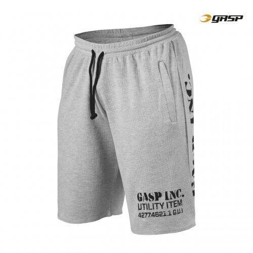 Шорты Thermal Shorts Grey/Melange Gasp