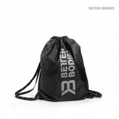 Мешок спортивный Stringbag BB, Black/Grey Better Bodies