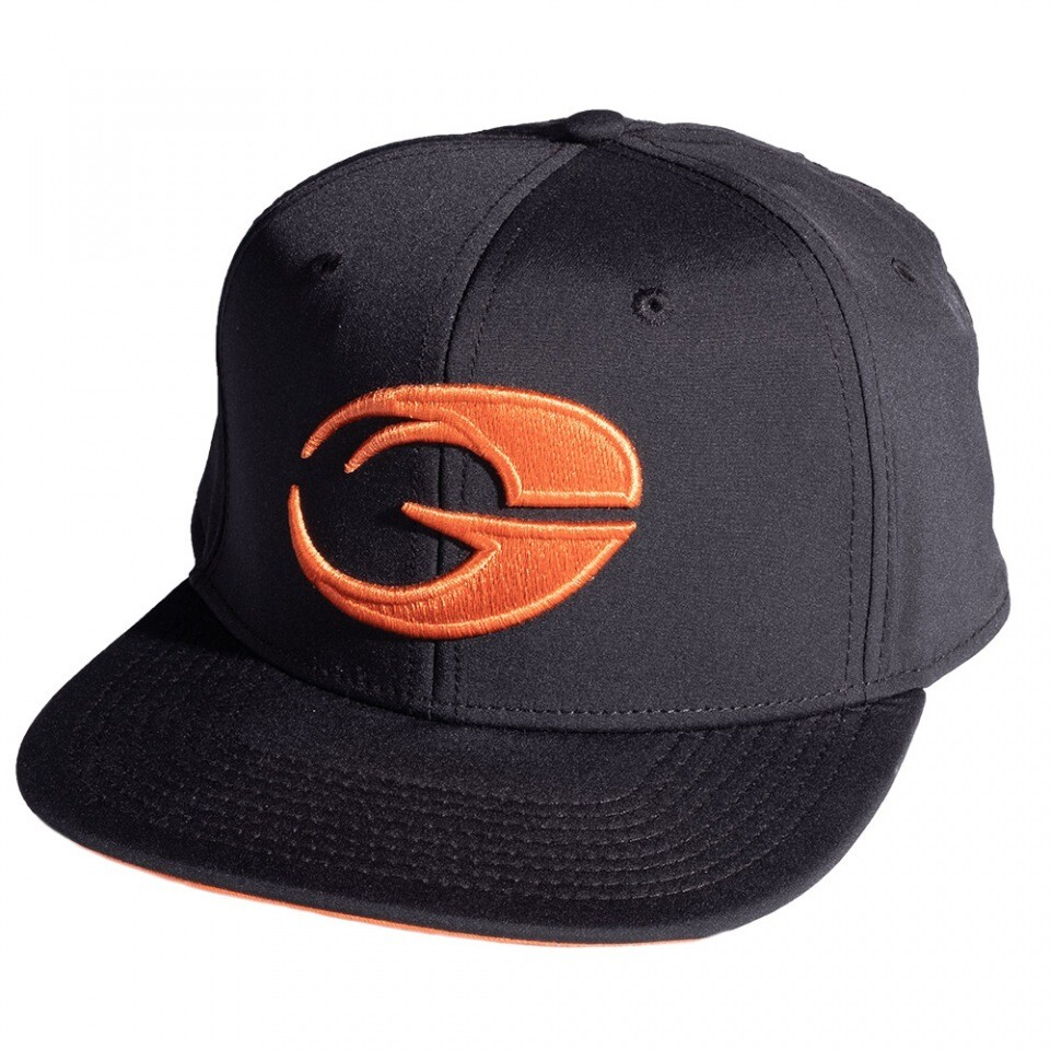 Кепка No compromise cap Black Gasp