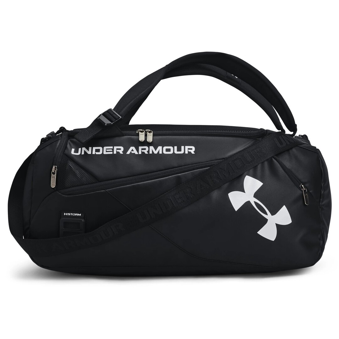 Сумка-рюкзак Contain Duo MD Duffle Black Under Armour