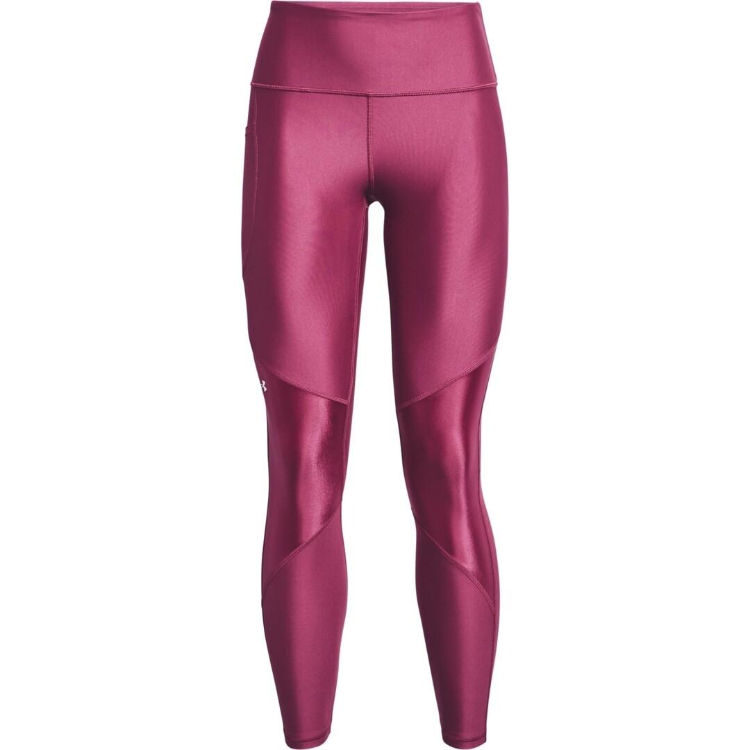 Леггинсы HG Armour Shine Leg NS Pink Under Armour