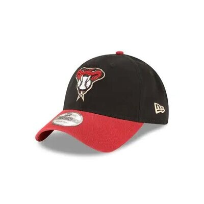 Кепка Arizona Diamondbacks Black/Red New Era