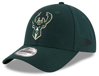 Кепка Milwaukee Bucks Green New Era