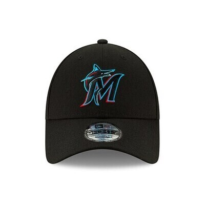 Кепка Miami Marlins 2020 Black  New Era
