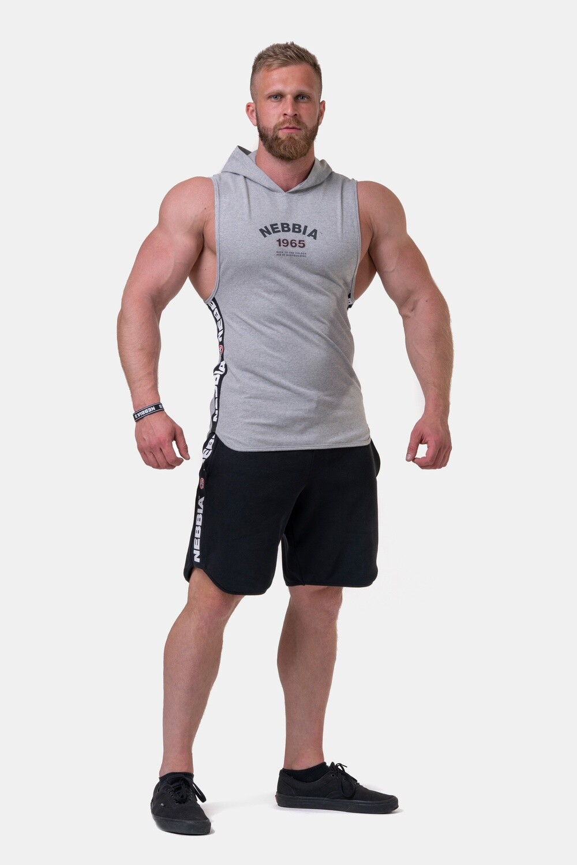 Шорты Nebbia Legend-approved shorts 195 Black