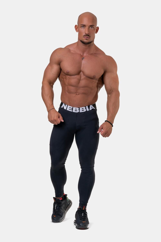 Тайтсы Legend of Today leggings full lenght 189 black Nebbia