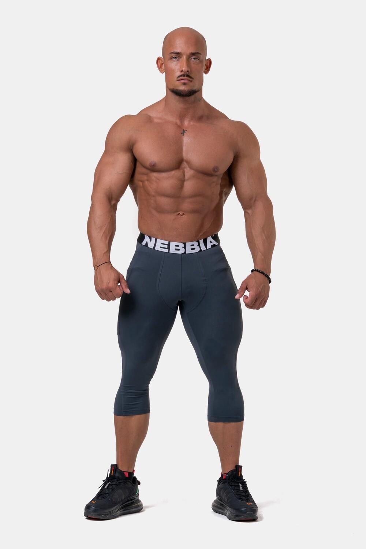 Мужские капри Legend of Today leggings calf length 188 Dark Gray Nebbia
