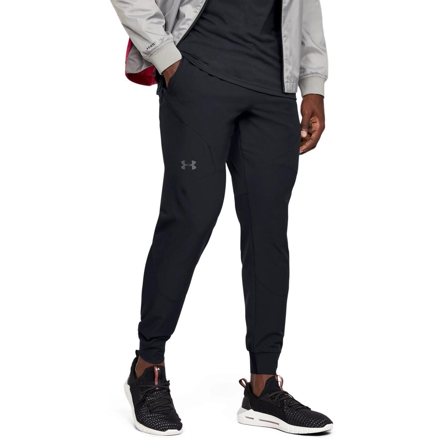 Брюки UNSTOPPABLE JOGGERS Black Under Armour