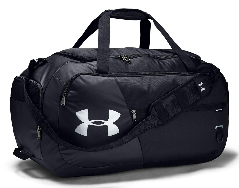 Сумка Undeniable 4.0 Large Duffle Bag Black Under Armour
