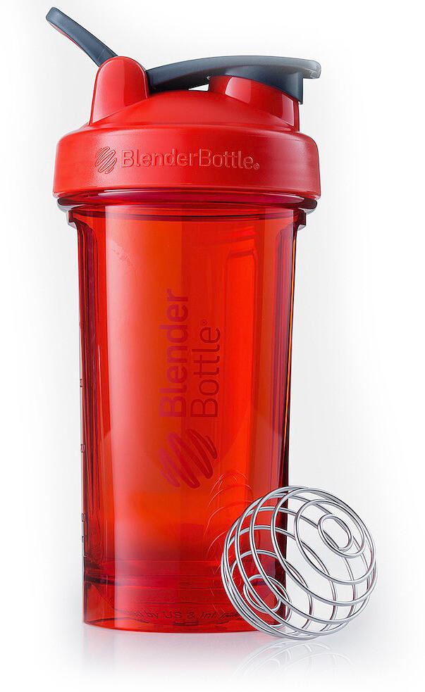 Шейкер Pro28 Tritan™ Full Color 828мл Red BLENDERBOTTLE®