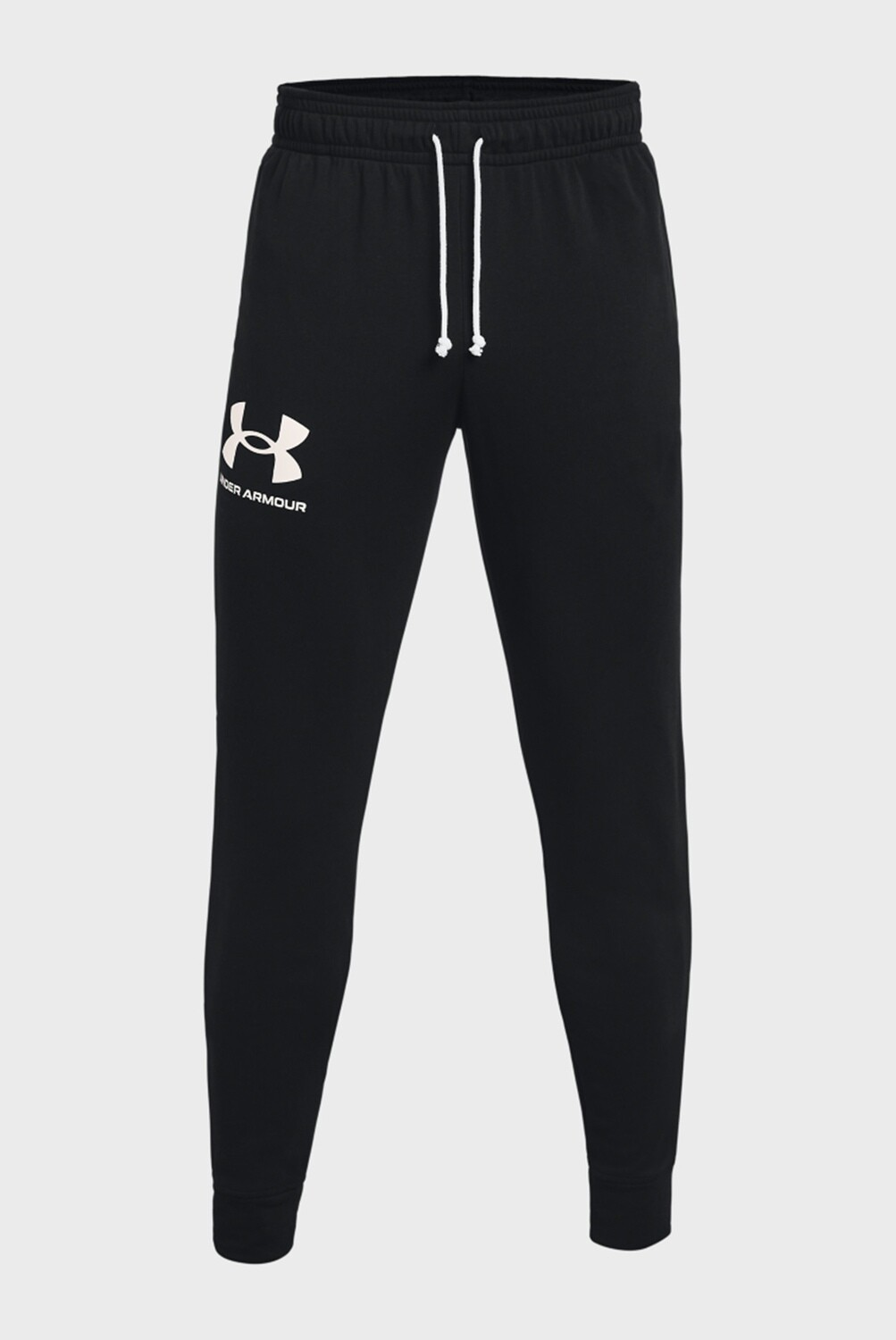 Брюки UA RIVAL TERRY JOGGER Black Under Armour