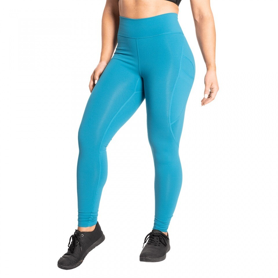 Леггинсы Soho Leggings Dark Turquoise Better Bodies