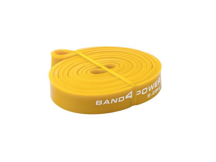 Тренировочная резина-жгут Band4Power (9-29 кг)