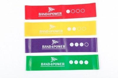 Комплект из 4 мини петель Band4Power