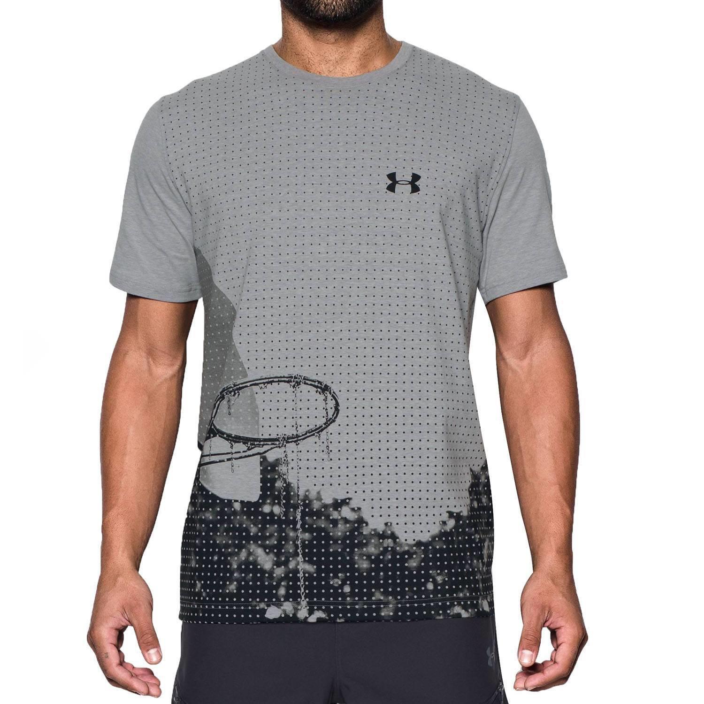 Функциональная футболка Under Armour On Court Trouble SS Tee
