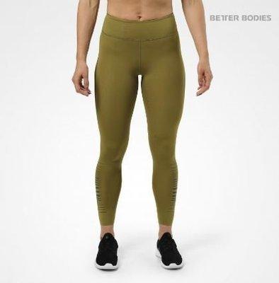 Спортивные леггинсы для фитнеса Better Bodies Madison