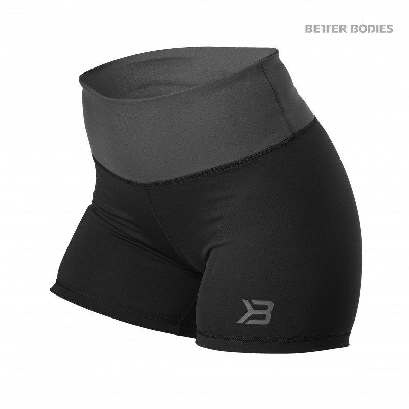 Спортивные шорты с высокой талией Better Bodies Chelsea Hotpant